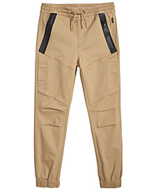 Ring of Fire Big Boys Major Slim-Fit Joggers, Created for Macy's