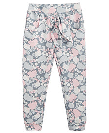Hello Kitty Little Girls Pull-On Pants