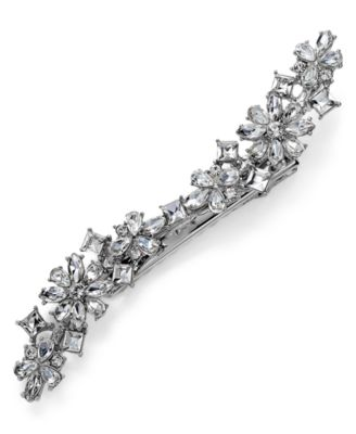 I.N.C. Crystal Hair Clip, Created for Macy's
