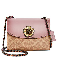 COACH Parker 18 Crossbody