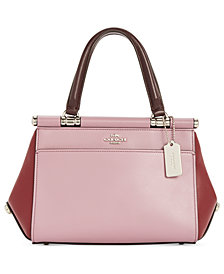 COACH Grace 20 Colorblock Bag