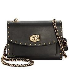 COACH Parker 18 Shoulder Bag in Refined Leather