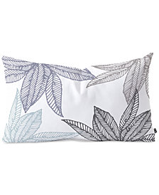 Deny Designs Camilla Foss Flowers Fantasy II Oblong Throw Pillow