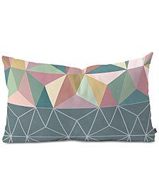 Deny Designs Mareike Boehmer Nordic Combination 31 E Oblong Throw Pillow