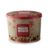 24-Oz Harry & David Moose Munch Popcorn Tin + 10-oz Canister Deals