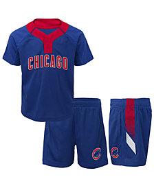 Outerstuff Chicago Cubs Ground Rules Short Set, Infants (12-24 Months)