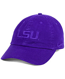 Nike LSU Tigers Pigment Dye Easy Adjustable Cap