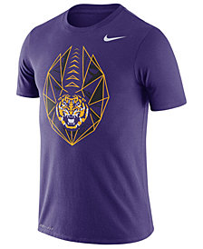 Nike Men's LSU Tigers Legend Icon T-Shirt