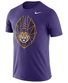 Nike Men's LSU Tigers Legend Icon T-Shirt
