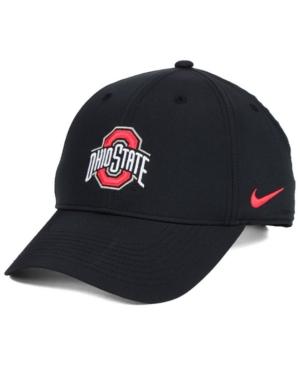 Nike Ohio State Buckeyes Dri-fit Adjustable Cap