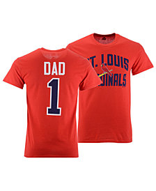 Majestic Men's St. Louis Cardinals Team Dad T-Shirt