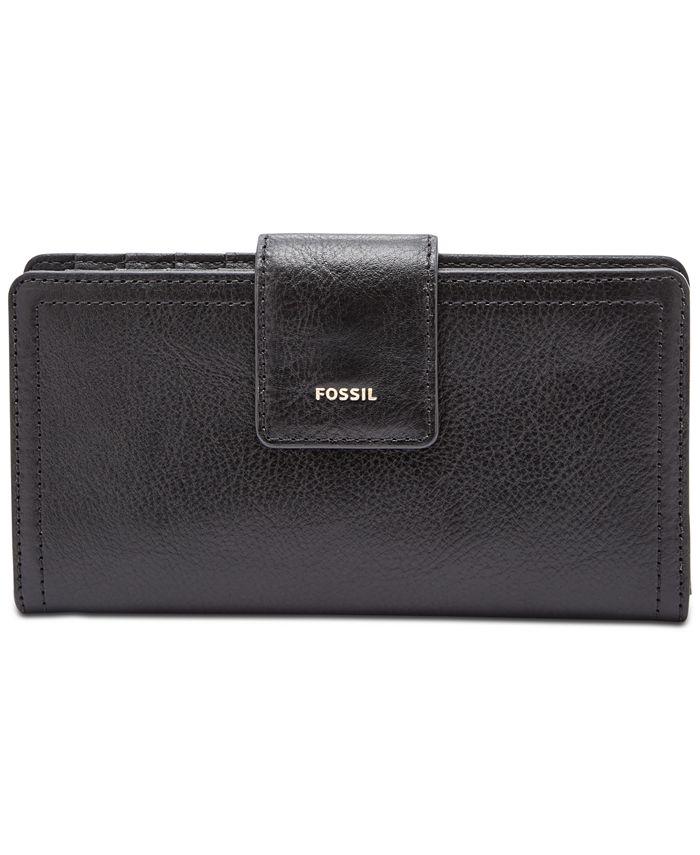 Fossil - Logan Tab Clutch Wallet