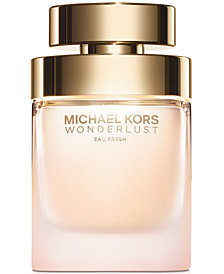 Michael Kors Wonderlust Eau Fresh Fragrance Collection
