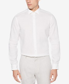 Perry Ellis Men's Slim-Fit Shirt