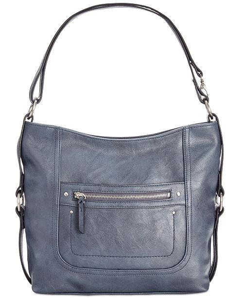 769a2048ba2 INC International Concepts I.N.C. Riverton Hobo, Created for Macy s -  Handbags   Accessories - Macy s