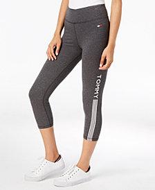 Tommy Hilfiger Sport Cropped Logo Leggings