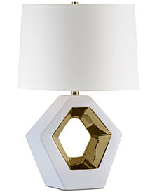 Nova Lighting Zone Reclining Table Lamp