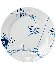 Royal Copenhagen Blue Fluted Mega Dinner Plate #2
