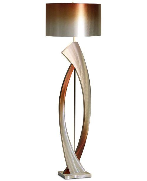 Nova Lighting Swerve Floor Lamp