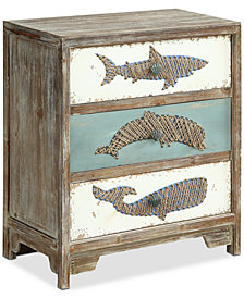 Boardwalk Accent Chest, Quick Ship