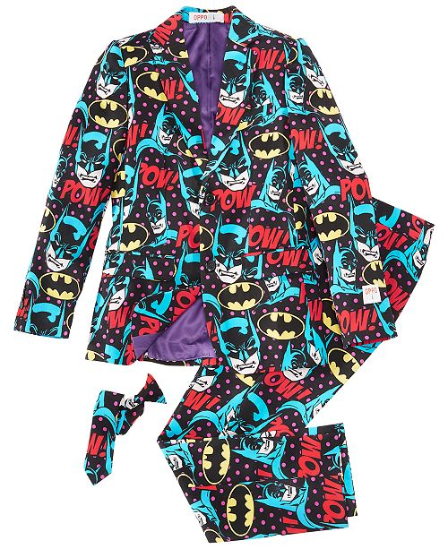 OppoSuits Teen Boys The Dark Knight™ Licensed Suit