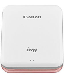 Canon IVY Mini Rose Gold Photo Printer