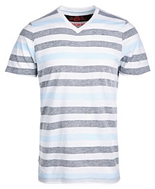 American Rag Men's Pop Stripe T-Shirt, Created for Macy's