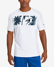Champion Men's Logo-Graphic T-Shirt