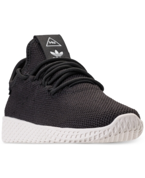 adidas Boys' Originals Pharrell Williams Tennis Hu Casual Sneakers from Finish Line