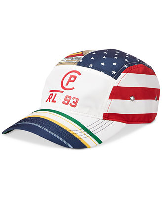 Cp 93 Limited Edition Five Panel Cap by Polo Ralph Lauren