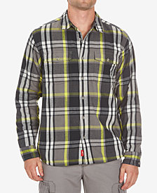 EMS® Men's Timber Lined Cotton Flannel Shirt