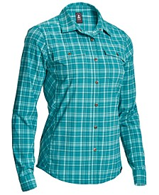 EMS® Women's Journey Plaid Shirt