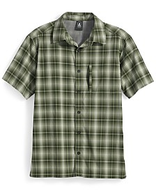EMS® Men's Journey Plaid Short-Sleeve Shirt