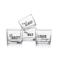 The Cellar Set of 4 Tumblers