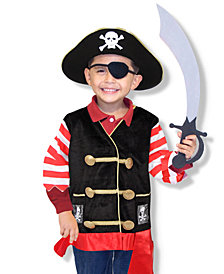 Melissa and Doug Pirate Role Play Costume Set