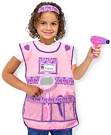 Melissa and Doug Kids Toy, Hair Stylist Costume Set
