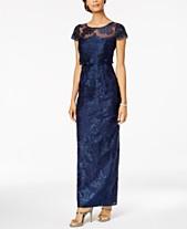 33f82e15 Blue Adrianna Papell Dresses for Women - Macy's
