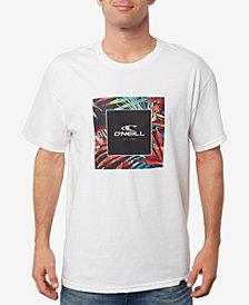 O'Neill Men's Boxer Logo Graphic T-Shirt