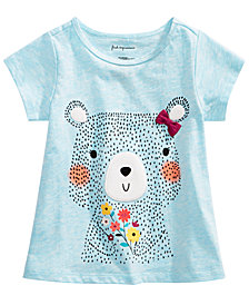 First Impressions Baby Girls T-Shirt, Created for Macy's