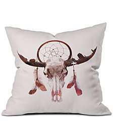 Deny Designs Robert Farkas Deadly Desert Throw Pillow