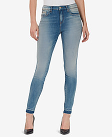 WILLIAM RAST Mid-Rise Skinny Jeans