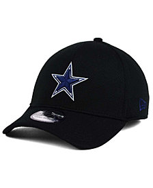 New Era Dallas Cowboys GCP Training Basic 39THIRTY Stretch Fitted Cap