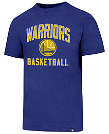 '47 Brand Men's Golden State Warriors 6th Man Club T-Shirt