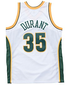 Men's Kevin Durant Seattle SuperSonics Hardwood Classic Swingman Jersey