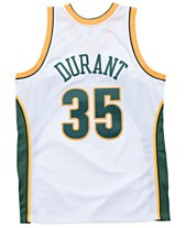 b7e828638c5 Mitchell   Ness Men s Kevin Durant Seattle SuperSonics Hardwood Classic Swingman  Jersey