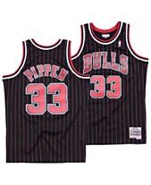 f7560f3da39 Mitchell   Ness Men s Scottie Pippen Chicago Bulls Hardwood Classic Swingman  Jersey