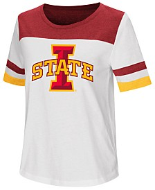 Colosseum Women's Iowa State Cyclones Show Me the Money T-Shirt