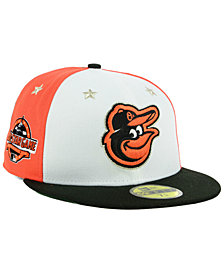 New Era Baltimore Orioles All Star Game Patch 59FIFTY FITTED Cap