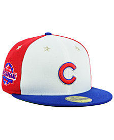 New Era Chicago Cubs All Star Game Patch 59FIFTY FITTED Cap