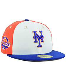 New Era New York Mets All Star Game Patch 59FIFTY FITTED Cap